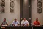 LOGRAN  ACUERDOS UNÁNIMES EN SEGUNDA SESIÓN ORDINARIA DE CABILDO DE SEPTIEMBRE DE 2017.