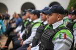 IMPULSARÁN LA PROFESIONALIZACIÓN DE LA  CARRERA POLICIAL MUNICIPAL.