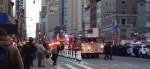Reportan explosión en Manhattan; la policía ya está investigando