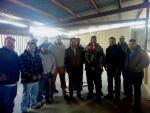 Facilita alcalde instalación municipal para combate de gallos evitando la clandestinidad