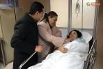 VISITAN A PRIMEROS ACUÑENSES NACIDOS EN HOSPITALES PÚBLICOS