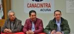 LA UNIÓN DE GOBIERNO, CÁMARAS DE LA INICIATIVA PRIVADA Y CIUDADANOS, FORTALECERÁ AL MUNICIPIO DE ACUÑA.