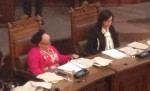 Diputadas del PRI fungen de voceras del gobierno estatal