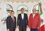 Se va Ochoa Reza de la dirigencia del PRI; Rubén Moreira sería el sucesor