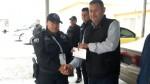 RECONOCEN A DOS POLICÍAS DEL MES DE MARZO DE 2018.