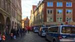 Una camioneta se estrella contra la multitud en una ciudad de Alemania dejando al menos tres muertos y más de 30 heridos