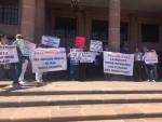 Congreso da largas a maestros que siguen con protestas