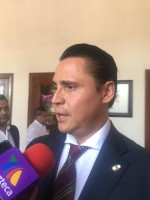 Secretario de Seguridad dice que atenderán recomendaciones de CDHEC