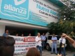 PANAL exige renuncia de su líder y cuñado de los Moreira