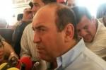 Le llueven ataques a Rubén Moreira al anunciar su renuncia al CEN de PRI
