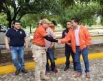 OFRECERÁN BRIGADA DE SALUD A 400 INMIGRANTES, QUE EN ESPERA DE ASILO EN LOS EUA SE MANTIENEN EN EL PARQUE BRAULIO FERNÁNDEZ AGUIRRE.
