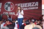 Usa Moreira aviones privados para campaña de su esposa Carolina Viggiano
