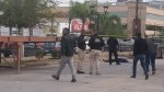Una maestra la víctima durante desfile en Torreón