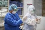 Covid-19 afecta de nuevo a personal médico en Coahuila.
