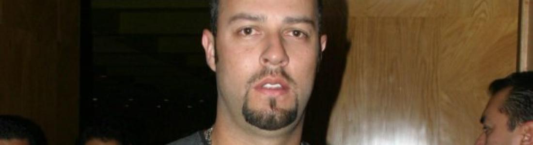 Detienen a Esteban Loaiza en EU, por posesión de heroína y cocaína