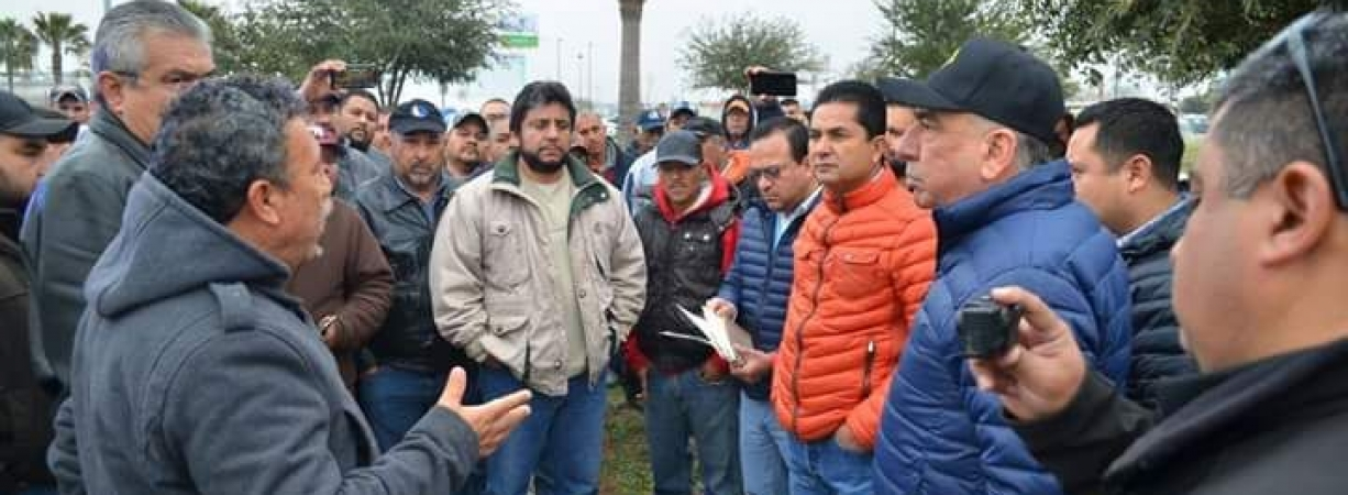 NO HABRÁ MARCHA ATRÁS EN LA MODERNIZACIÓN DEL TRANSPORTE PÚBLICO: ROBERTO DE LOS SANTOS