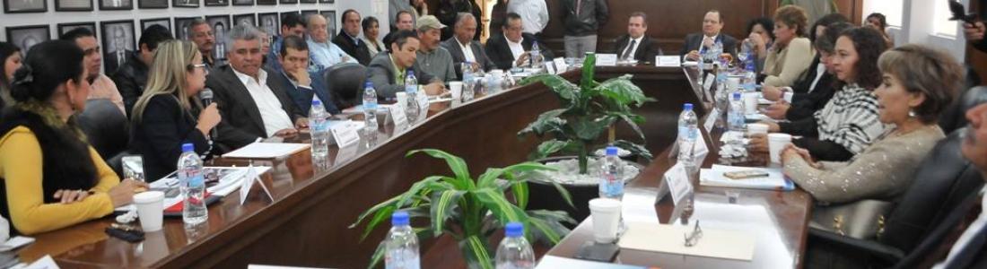 Presenta Alcalde de Monclova, Coah. su informe al Cabildo, en Sesión Solemne
