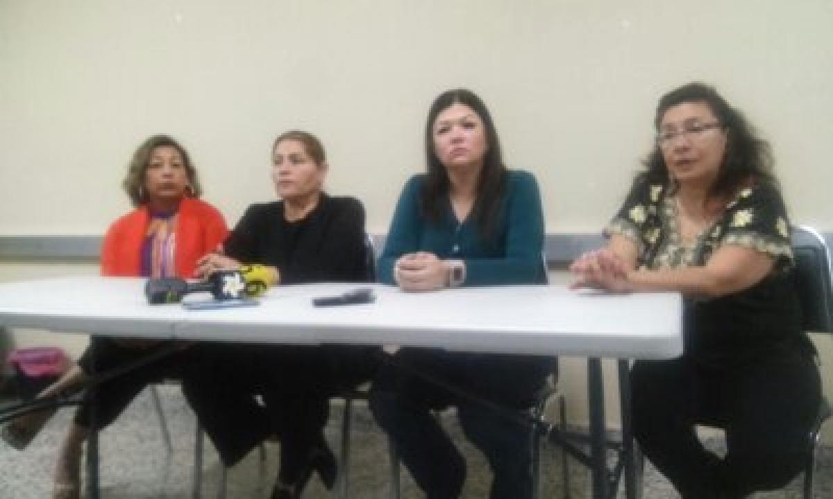 Denuncian defensoras agresiones por denunciar desapariciones y tortura