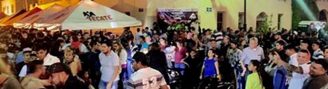 CUMPLE PRÓPOSITO DE PROMOCIÓN TURÍSTICA BIKE FEST 2017.