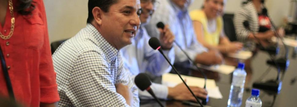 CELEBRARON LA PRIMERA SESIÓN ORDINARIA DE CABILDO DE AGOSTO DE 2018.