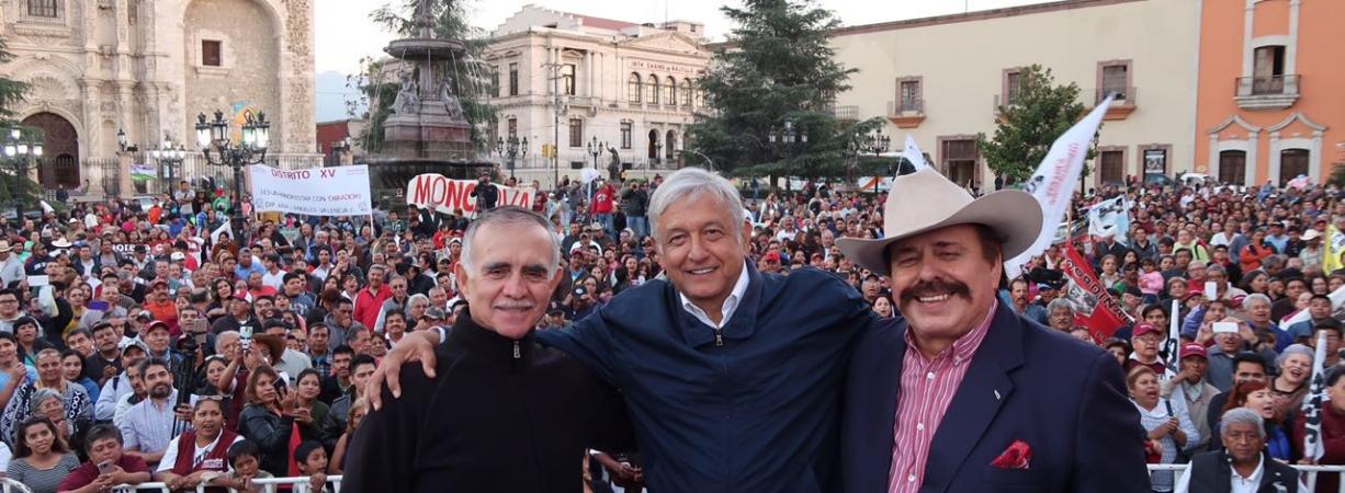 Sorprende IP apoyando acuerdo de Unidad de Morena