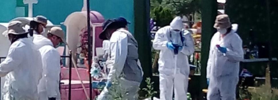 Amparan a familiares de desaparecidos por inexistencia de plan de exhumaciones