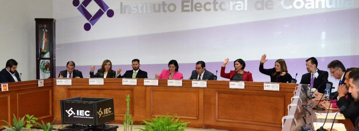 Cuestionado el IEC arranca nuevo proceso
