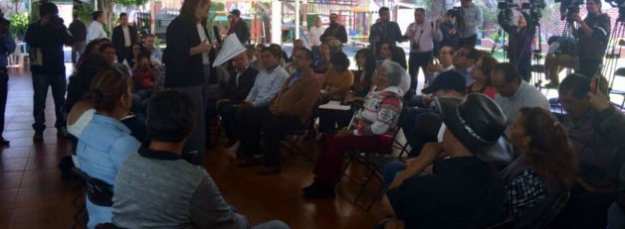 Margarita descarta que su candidatura esté en riesgo