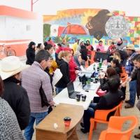 """Llevan a la San Antonio brigada """"SIMAS en tu Colonia"""""""