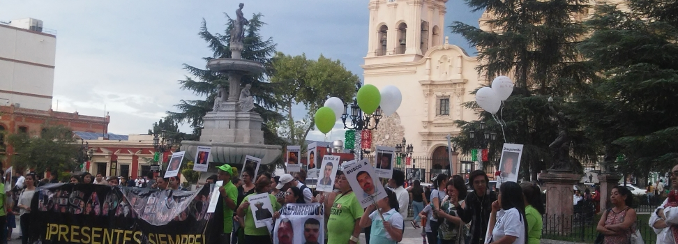 Sánchez Cordero no escuchó a familia de desaparecidos