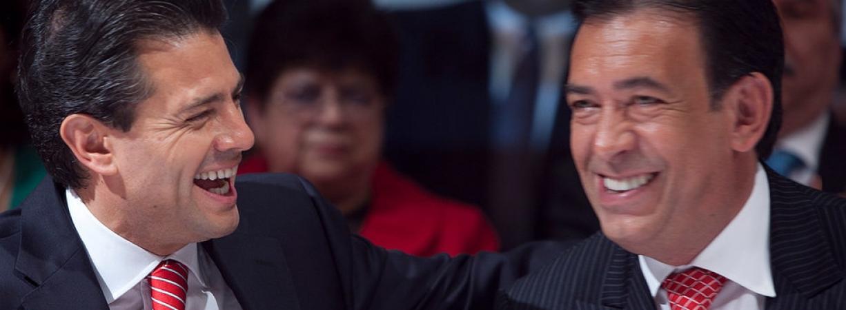 Humberto Moreira, Videgaray, Murat, Osorio, Víctor Flores… al Consejo Nacional del PRI de Peña