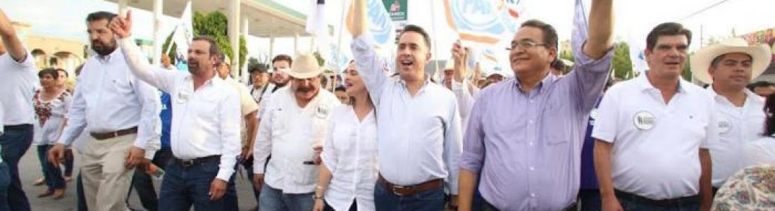 Apoyará frente opositor a Memo Anaya como único candidato