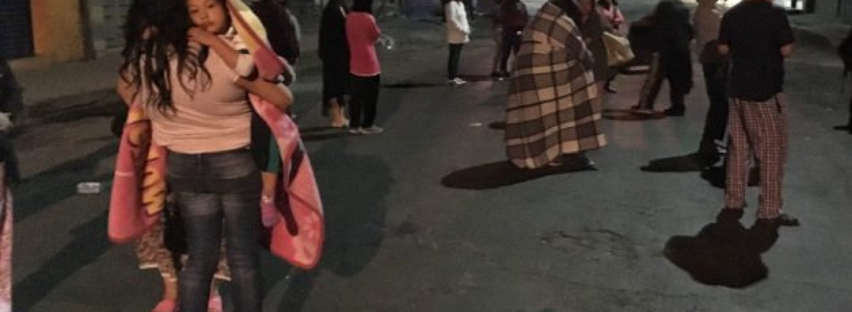 Pueden seguir las réplicas; Oaxaca suspende clases para evaluar daños