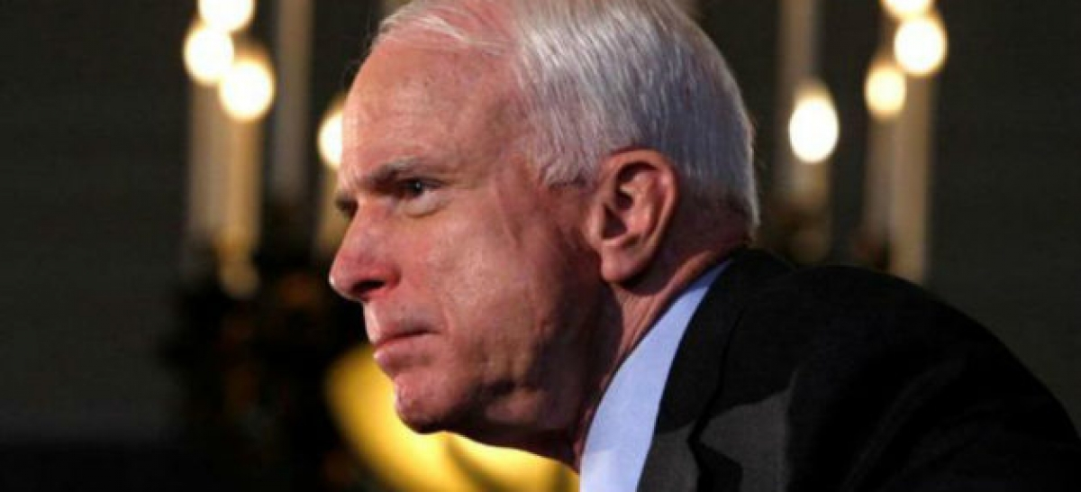 En Arizona y Washington honrarán al fallecido senador John McCain