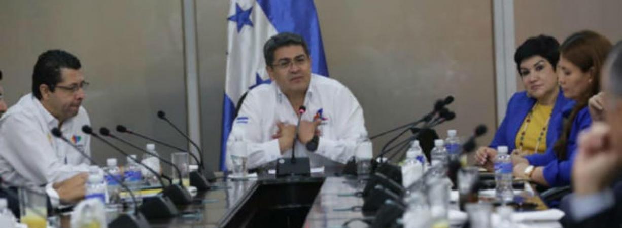 Anuncia Honduras inversión de 25 millones de dólares, para evitar migración