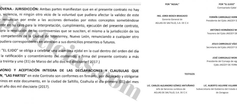 Renuncia comisariado de Jagüey de Ferniza, votan 9 a favor y 33 en contra de firmar comodato con Agsal