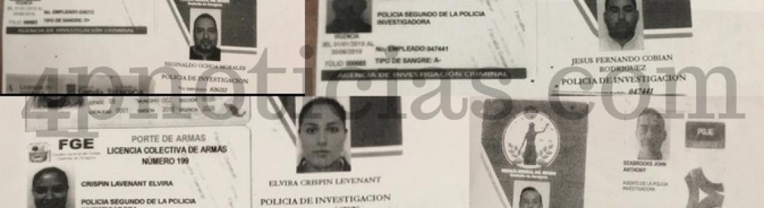 Canonjía para agentes investigadores en Coahuila.