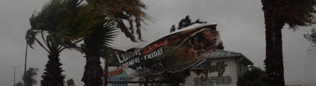 Texas: El huracán Harvey se degrada a categoría 1, pero sigue siendo una amenaza
