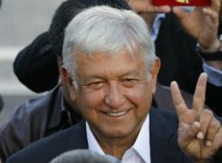 """""""Espero con ansias trabajar con él"""": Trump felicita a Andrés Manuel López Obrador"""