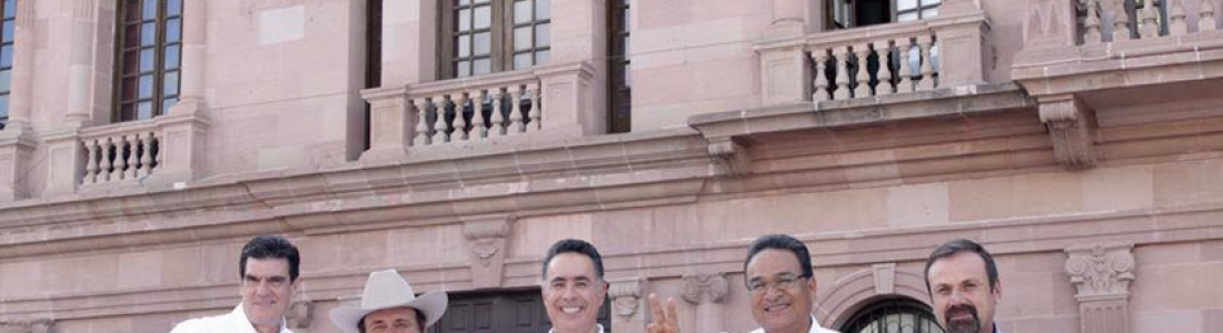 Frente por la Dignidad de Coahuila se reúne en Palacio Rosa en víspera de la anulación