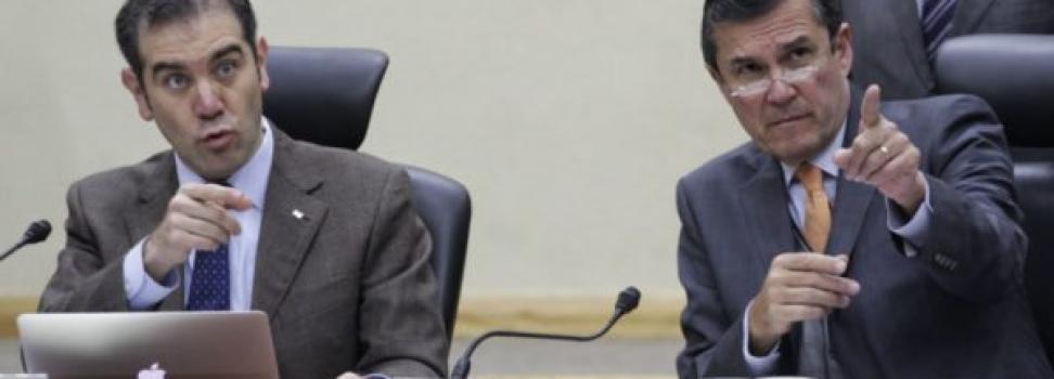 INE sanciona a PRI y otros 6 partidos por aportaciones prohibidas de empresa fantasma