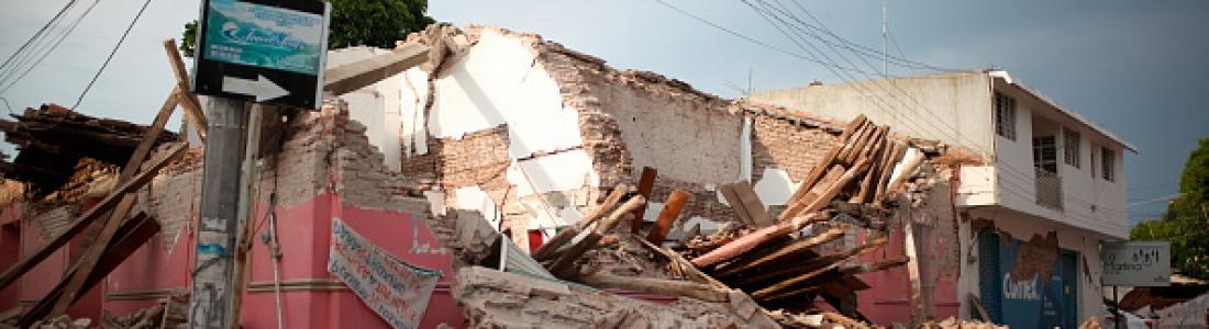 Esta mañana se registró un nuevo sismo en Oaxaca.