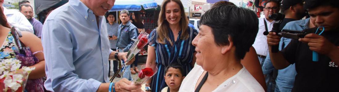 Memo Anaya luchará por las todas las madres de Coahuila