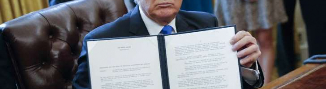 Trump anuncia este miércoles el decreto para construir el muro