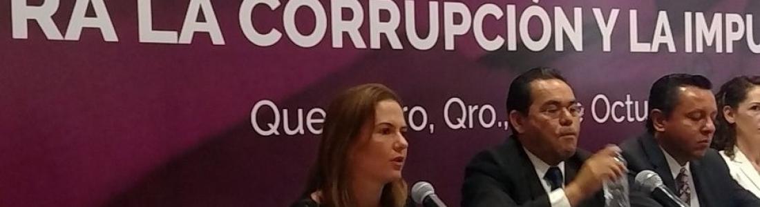 Cuestión de voluntad acelerar sistema anticorrupción