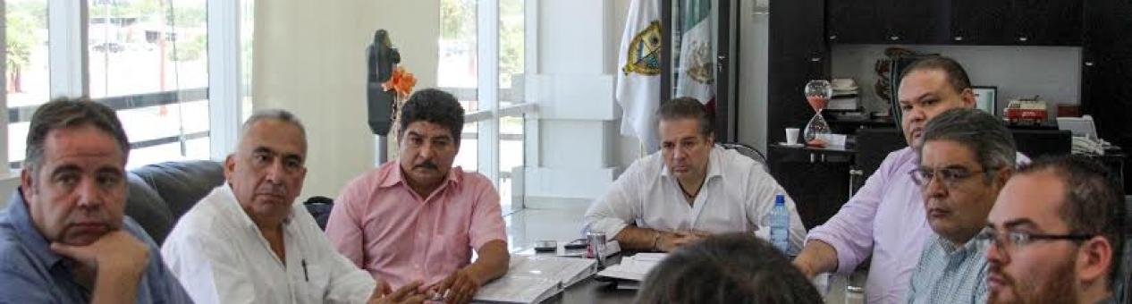 UN 85% DE AVANCE REGISTRA EL ESTUDIO DE TRANSPORTE EN LA CIUDAD.