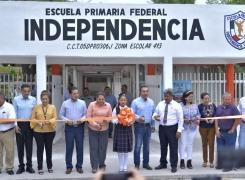 EL MUNICIPIO SEGUIRÁ APOSTÁNDOLE A LA INFRAESTRUCTURA EDUCATIVA.