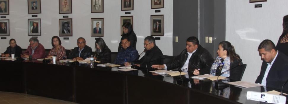 EN SEGUNDA SESIÓN ORDINARIA DE CABILDO DE DICIEMBRE DE 2018, APRUEBAN PRESUPUESTO DE EGRESOS PARA EL EJERCICIO 2019.