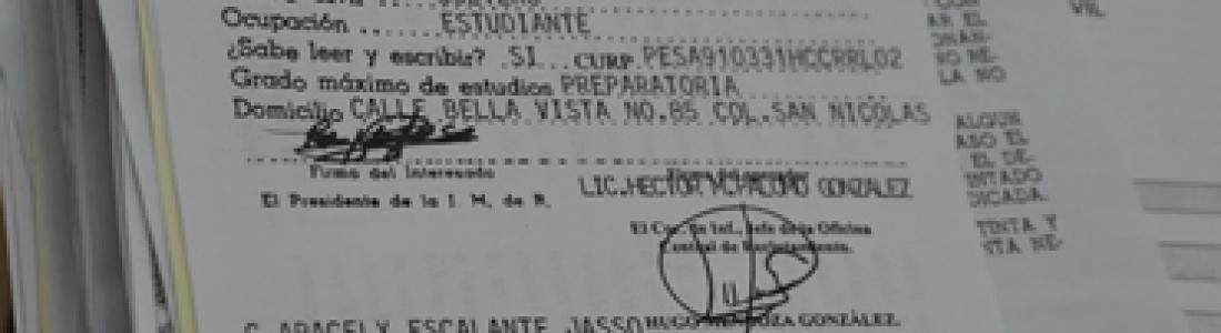 DISPONIBLES 500 FORMATOS PARA EL TRÁMITE DE LA PRE-CARTILLA DEL SERVICIO MILITAR NACIONAL.