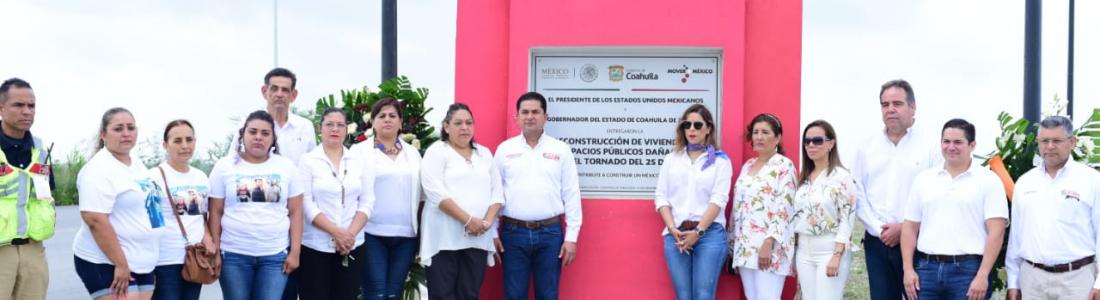 RECUERDAN A VÍCTIMAS DEL TRÁGICO TORNADO EN 2015